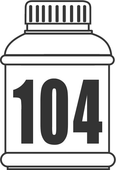 104 единицы продукции